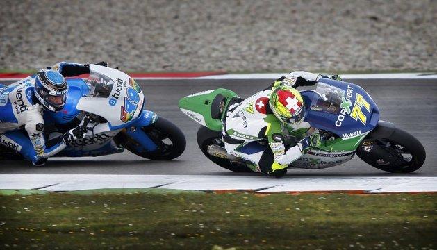Carrera de Moto2