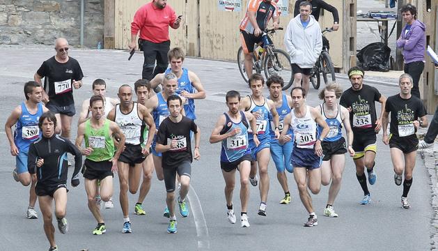 Imagen de la carrera de 2012