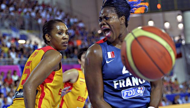 España consigue el oro en el Eurobasket femenino de Francia