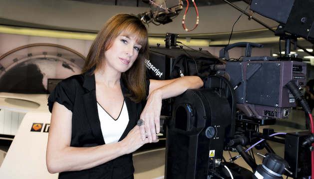 Gloria Lomana, directora de informativos de Antena 3.
