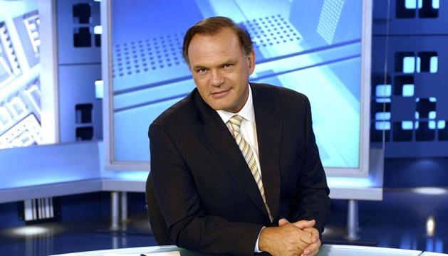 Pedro Piqueras, director de informativos de Telecinco
