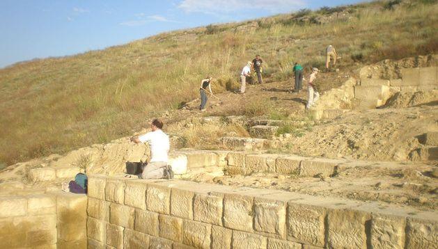 Las excavaciones se desarrollarán durante cuatro semanas.