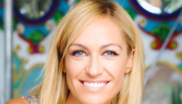 Luján Argüelles, presentadora de ¿Quién quiere casarse con mi hijo?