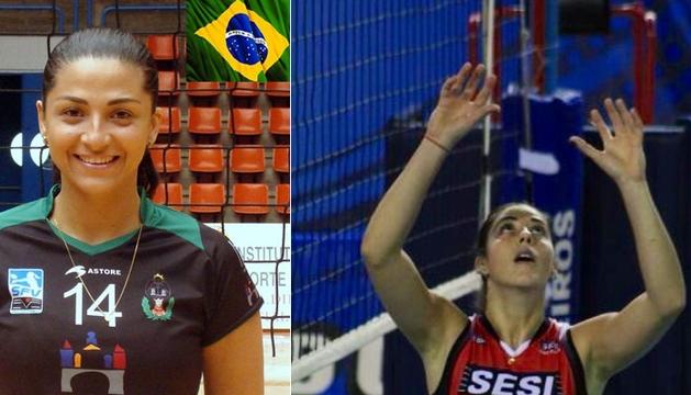 Soraya Fraga y Marcela Correa