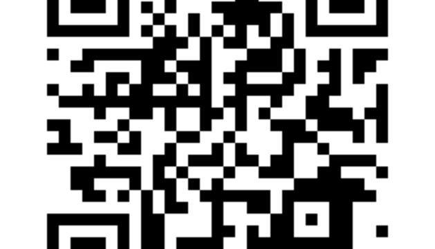 Código QR para acceder al minuto a minuto de San Fermín 2013