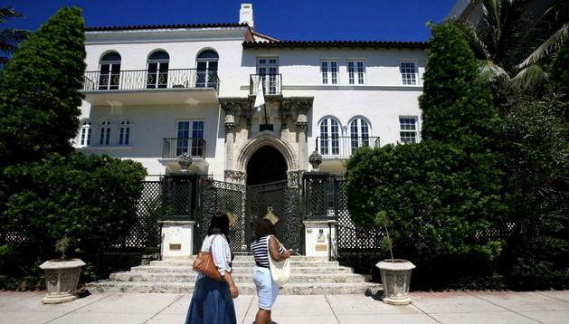 La mansión en la que asesinaron a Gianni Versace