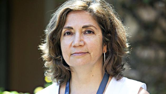 María García, responsable del área de Conservación y Restauración del Organismo Autónomo de Museos de Tenerife