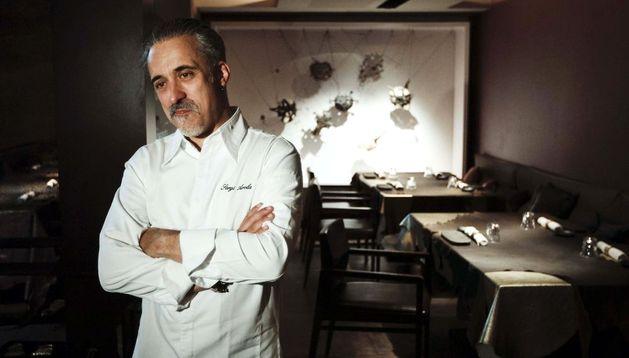 Cierra el restaurante de sergi arola en madrid diario de - Restaurante sergi arola madrid ...