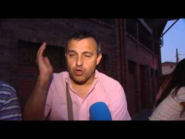 2.000 vecinos desalojados de Valdemorillo (Madrid)