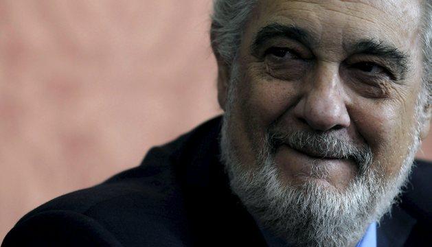 Imagen de archivo de Plácido Domingo en 2011.