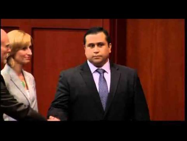 George Zimmerman, absuelto de todos los cargos