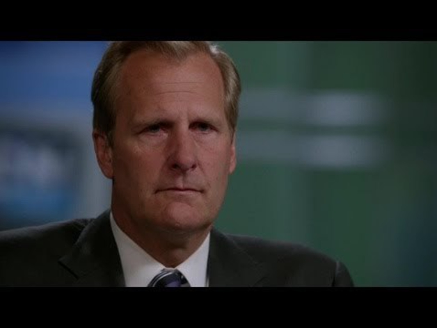 "Estreno de la segunda temporada de ""The Newsroom"""
