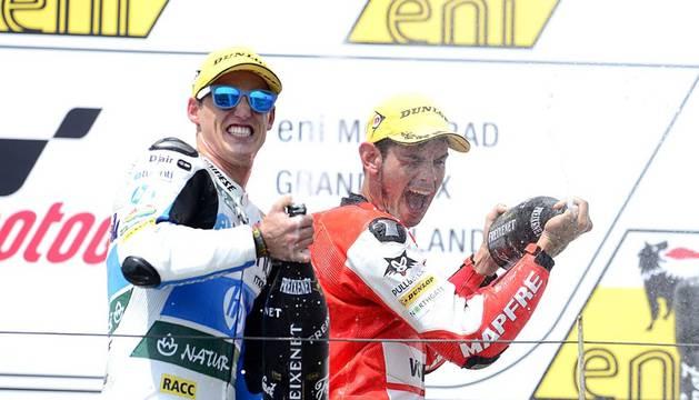 Carreras disputadas en el circuito alemán de Sachsenring.