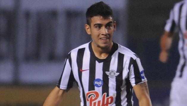 José Ariel Núñez, uno de los delanteros pretendidos por Osasuna