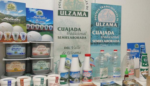 Productos elaborados por Postres Tradicionales de Ultzama