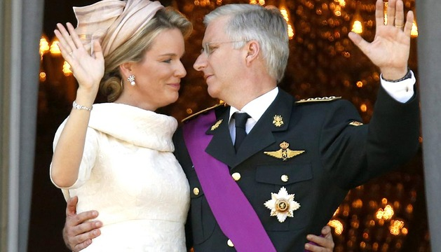 Felipe de Sajonia-Coburgo, nuevo rey de Bélgica