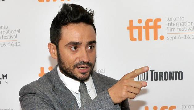 Juan Antonio Bayona, en la presentación de 'Lo imposible' en el Festival Internacional de Cine de Toronto, en septiembre de 2012.
