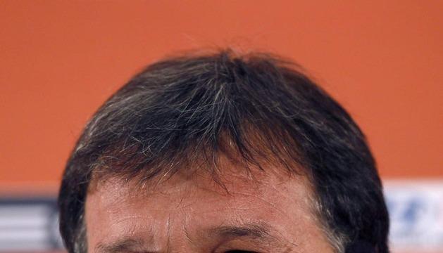 El entrenador argento Tata Martino
