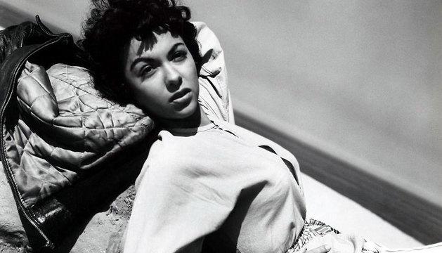 La actriz Rita Moreno.