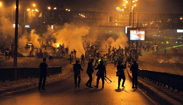 Nuevos enfrentamientos en Egipto entre islamistas y fuerzas de seguridad