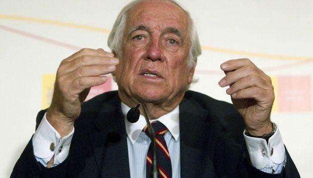 El Alto Comisionado del Gobierno para la Marca España, Carlos Espinosa de los Monteros.