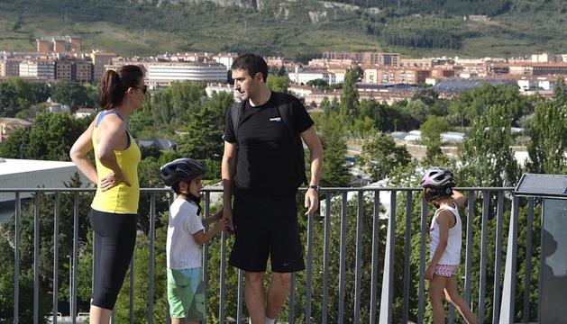 Descenso de temperaturas este fin de semana en Navarra