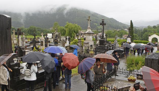 En la localidad de Elizondo se realizan visitas guiadas por los rincones más emblemáticos de la novela.
