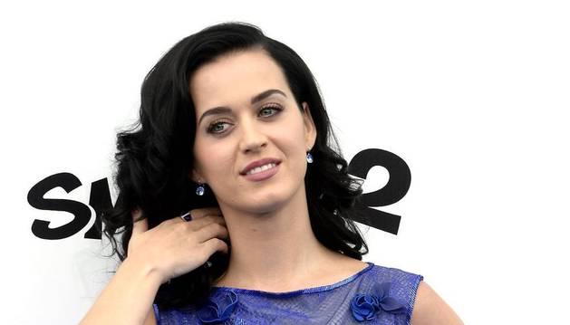 La cantante estadounidense Katy Perry.