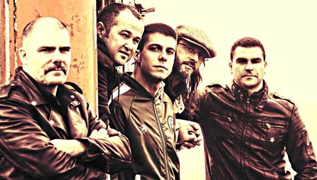 El grupo de rock ska