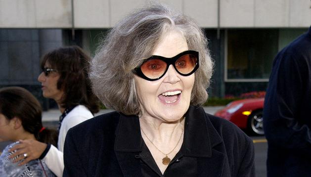 La actriz Eileen Brennan.