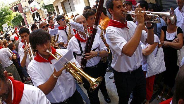 Fiestas de Estella.