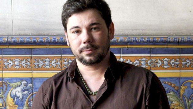 El cantante Miguel Poveda.