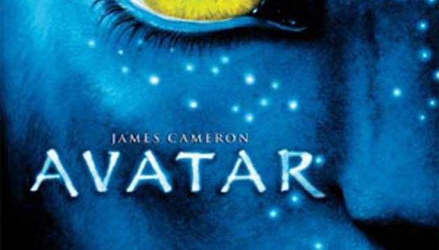 Cartel de 'Avatar'.