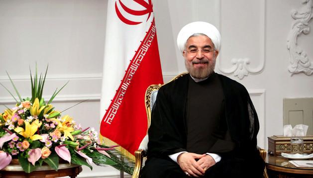 Hassan Rohaní