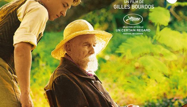 Cartel de la película 'Renoir'.