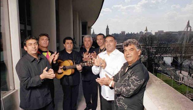 Los Gipsy Kings.