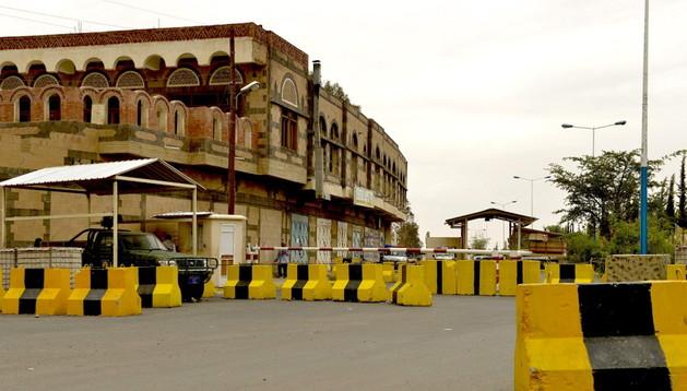 La embajada americana de Yemen es una de las que permanecerá cerrada