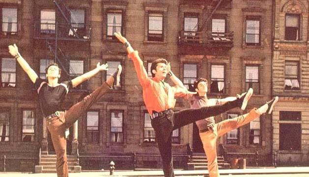 Fotograma de la película 'West Side Story'.
