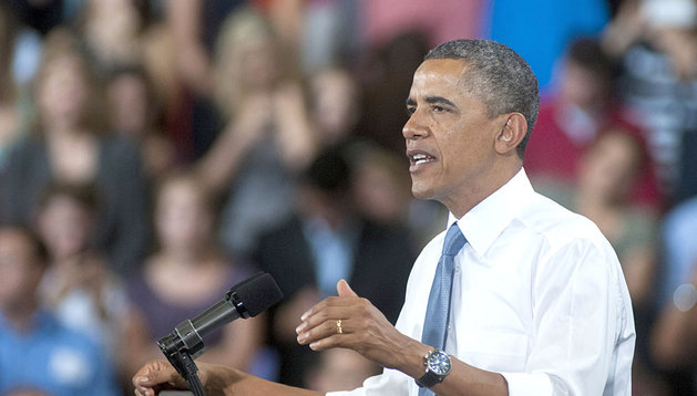 Obama, el martes en Phoenix.
