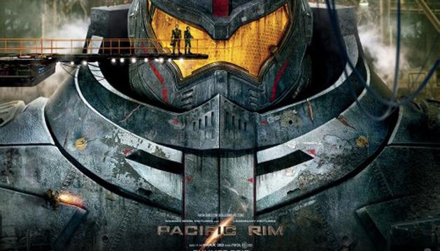 Imagen de la película 'Pacific Rim'.