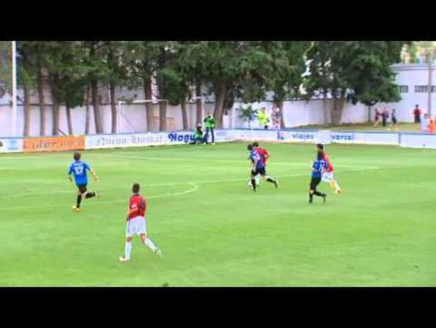 Resumen Peña Sport 0 - Osasuna 1