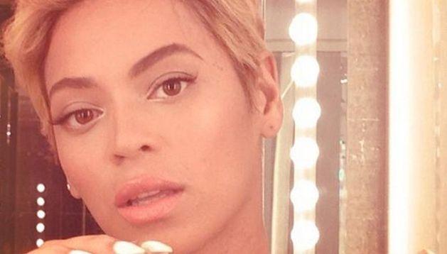 El nuevo corte de pelo de Beyoncé.