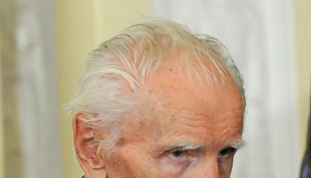 Laszlo Csatary, en 2012.