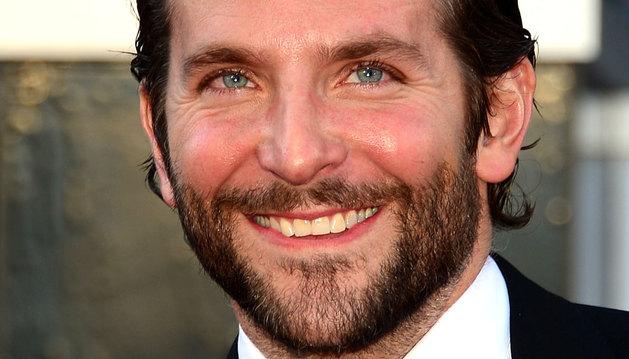 El actor y productor Bradley Cooper.