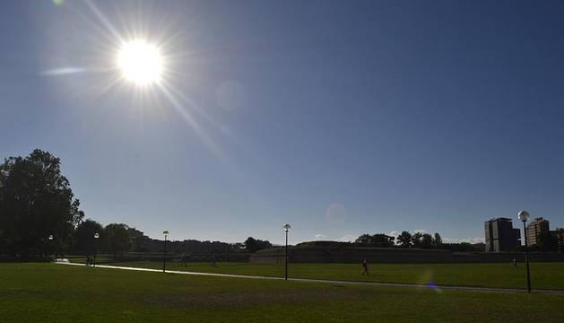 Un frente cálido elevará las temperaturas hasta los 34 grados