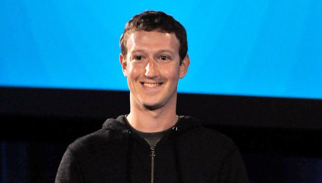 Mark Zuckerberg, cofundador de Facebook.