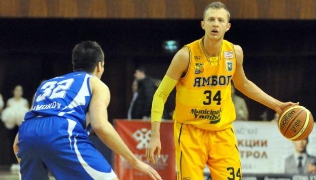 Martin Durchev, nuevo jugador de Planasa Navarra