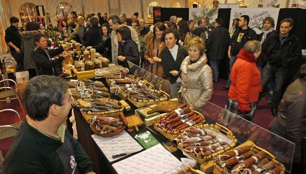 I Feria Gourmet de Navarra.