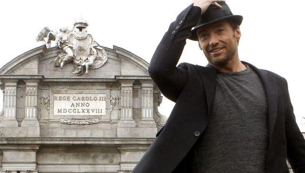 Fotografía de archivo del actor australiano Hugh Jackman.