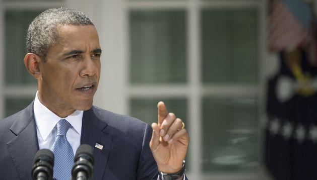 Barack Obama habla sobre Siria